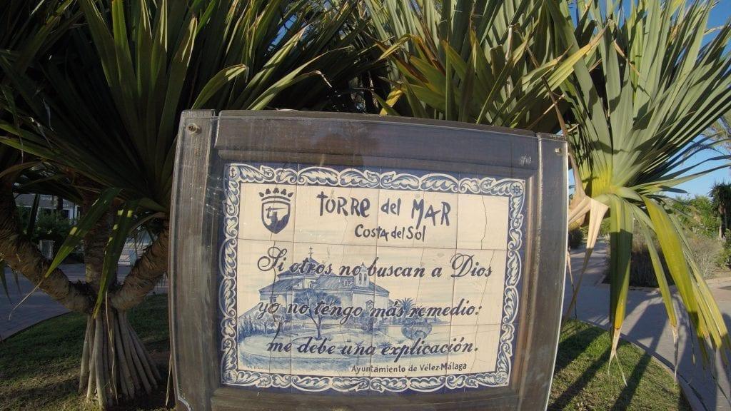 torre del mar versos manuel alcántara