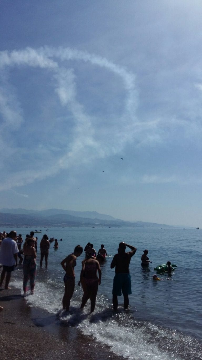 Air show Torre del Mar