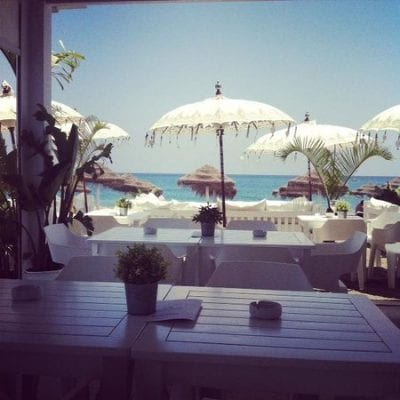 berebere beach club torre del mar