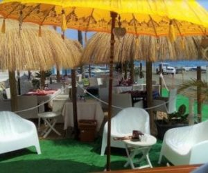 torre del mar beach club chiringuito