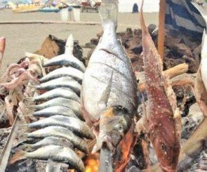 pescado comer sirena torre del mar